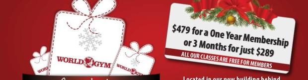 Christmas Membership Special!